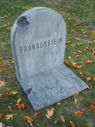 Awesome Halloween Tombstones by Dave Lowe Design The Blog 28 Days U0027til Halloween Lawn Prop