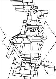 Minecraft Colouring Page Games