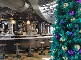 The Toothsome Chocolate Emporium Savory Feast Kitchen A Christmas Tree By Bar