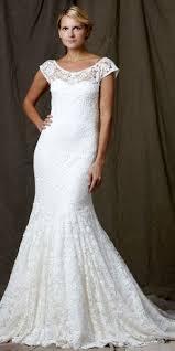 lace wedding dress Vow renewal Pinterest