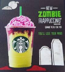 Could The Starbucks Zombie Frappuccino Be New Unicorn
