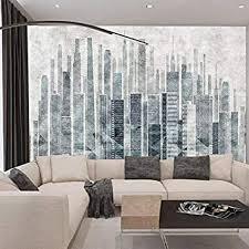 großes wandbild großes schlafzimmer wohnzimmer tv