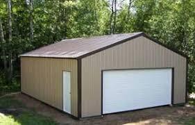 Diy Pole Barn Under Constructionpole Garage Kits Colorado Plans