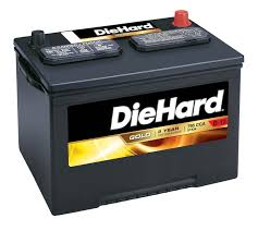 DieHard Gold Automotive Battery - Group Size JC-34 (Price With ... Motatec Car Battery Supercharge Gold Series E0583 Forklift Batteries Heavy Duty Commercial Tractor Truck Bosch Auto T3 081 12v 220ah Type 625ur T3081 Old Disused Truck And Car Batteries Stacked For Recycling Stock New Triathlon Optima D31a Yellow Top Battery 12 Volt Agm 900cca Deep Cycle Suit Online China Automotive Bike Boat Siga Pictures