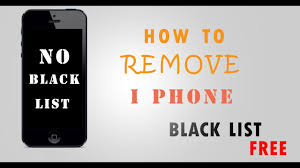 FREE UNBLOCK BLACKLISTED IPHONE 100% SUCCESS JULY 2017