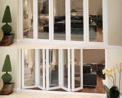 Of Outdoor Living That A Bi Folding Door Can Bring Seamless Transition From Dining Room To Terrace Deck Becomes Reality Transform Home