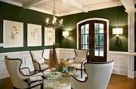 View In Gallery A Living Room That Seems Perfect For The Holiday Season Ahead Design LGB