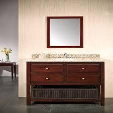 ove decors dakota 42 inch single sink bathroom vanity with granite
