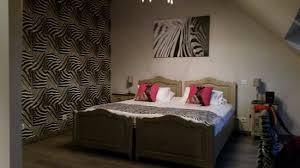 chambre zebre et la chambre 2 façon zèbre photo de le prieure chambres d hotes