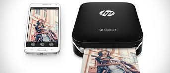Print Your pictures instantly with new Hp Sprocket & your