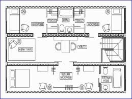 100 Shipping Container House Floor Plans Home 3 Bedroom Flisol Home