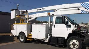 2007 GMC TC7C042 Material Handling Bucket Truck W/LIFT-ALL LOM10-55 ... Bucket Trucks 400s Telescopic Boom Lift Jlg 1998 Gmc C7500 Liftall Lan65 Truck For Sale Youtube Intertional 4300 2007 Tc7c042 Material Handling Wliftall Lom1055 Freightliner M2 4x4 Lanhd752e 80 A Hydraulic Lift Bucket Truck On The Street In Vitebsk Belarus Ford F750 For Sale Heartland Power Cooperative Aerial 3928tgh By Van Ladder Video W Forestry And Body