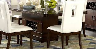 Spectacular Dining Table Wine Storage Enchanting Rack Ideas Homelegance Elmhurst With Sweetlooking Kitchen