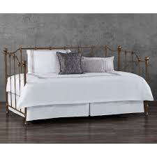 Wesley Allen King Size Headboards by Blake Iron Daybed By Wesley Allen Humble Abode