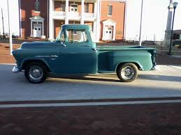 100 55 Chevy Trucks For Sale 19 Chevy Truckrestored Classic Chevrolet Other Pickups 19 For