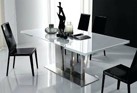 Contemporary Dining Tables Amazing Modern Room Table Extendable By