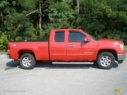 Fire Red 2007 GMC Sierra 1500 SLT Extended Cab 4x4 Exterior Photo ... 062013 Chevrolet Tahoegmc Yukon Preowned 2007 Gmc Sierra 1500 Single Cab Afrosycom Umopapisdn Gmc Crew Cabsle Pickup 4d 5 34 Ft Specs No End In Sight For Deluxe Pickup Truck Prices Slt Extended Onyx Black 1600 Jax Denali 4wd Summit White 680266 2019 Reinvents The Bed Video Roadshow Eg Classics 072013 Grille Style Z 1gtecx17z131406 White New Sierra On Sale Ca San