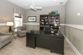 Staples Sauder Edgewater Executive Desk by Home Office With Ceiling Fan U0026 Hardwood Floors In Palm Coast Fl