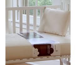 Naturepedic Organic Cotton Lightweight Classic 2 Stage Crib Mattress