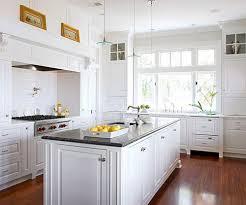 Design White Cabinets White Appliances
