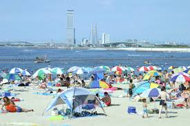 Kansai Airport Sinking 2015 by Enjoy Picturesque Scenery At Kansai U0027s Top 5 Recommended Beaches