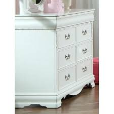 dresser with 6 drawers sbpro co