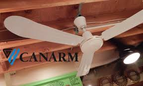 canarm cp56 industrial ceiling fan 1080p hd remake youtube