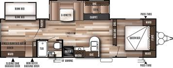 R Pod Camper Floor Plans by New Or Used Travel Trailer Campers For Sale Rvs Near Sherman