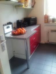 hochglanzküche ikea faktum rot in 38108 braunschweig for