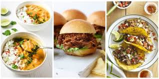 Whether Youre Prepping For A Big Barbecue Or An Intimate Dinner At Home These Simple Slow Cooker Recipes Will Save You Time And Effort Allowing To
