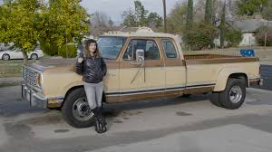 Roadkill Extra: Season February 2017, Episode 137 - Elana's 1978 ... 1978 Dodge Dw Truck For Sale Near Cadillac Michigan 49601 File1978 D500 Truckjpg Wikimedia Commons D100 Pickup W1301 Dallas 2018 Warlock Sale Classiccarscom Cc889204 Chrysler Sales Brochure Mopp1208101978dodgelilredexpresspiuptruck Hot Rod Network Ram Charger Truck Dpl Dams On Propane Youtube Found Lil Red Express Chicago Car Club The Nations Daily Turismo Slant Six Custom 4wheel Sclassic And Suv