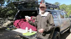 Truck Camping: Hygiene Tips - YouTube Napier Outdoors Backroadz Truck Tent 65 Ft Bed Walmart Canada Storage Custom Tool Lloyds Camping Vehicles Part 2 The Shelter Blog Carolina Skiff Camping In A National Forest And Surrounded Nutzo Tech 1 Series Expedition Rack Nuthouse Industries Everything You Ever Wanted To Know About Camp Kitchens In A Box Survival Gear Campers Pinterest Andrew Valestrino Medium Subfreezing Weather Youtube List Of Essential Items Lifetime