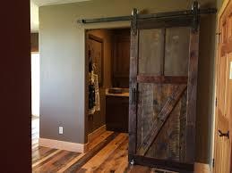 Home Improvement Sliding Barn Door