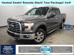 100 Used Trucks Huntsville Al 2016 Ford F150 XLT 1FTEW1EG4GFC14108 Woody Anderson