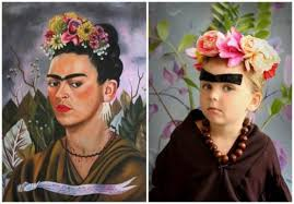 Mom Recreates Famous Paintings Using Her Kids As Models