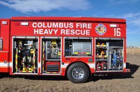 100 Heavy Rescue Trucks Columbus OH FD SVI