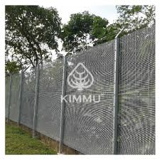 The Drawing Of Anti Climb Fence Installation Including Kimmu Security Fencing Brc Fencing Barbed Wire Wire Mesh