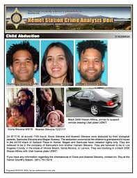 Hemet Children Allegedly Abducted By Parents Are Found In Tustin, 4 ...