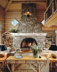 History of Cabin Decor