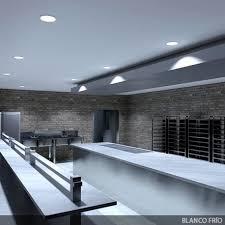downlight led ip65 badezimmer und küchen ø190mm 24w 2160lm 30 000h