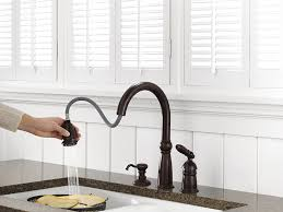 Delta Faucet Cassidy 9197 by Delta 955 Rb Dst Victorian Single Handle Pull Down Kitchen Faucet