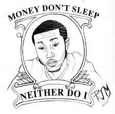 Money Tattoo By PJMarts1