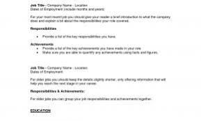Title Company Resume Examples Luxury How To Put Her A Fresh Elegant