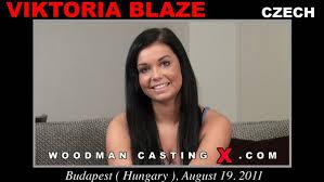 Viktoria Blaze Woodman Casting X