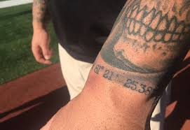 100 Big Truck Tattoos NFL Players Explain The Meaning Behind Their SIcom