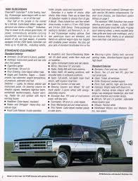 Car Brochures - 1989 Chevrolet And GMC Truck Brochures / 1989 Chevy ... Ertl Almost Heaven Chevy Suburban 2500 118 Diecast Truck 2 Front Leveling Lift Kit 2014 Silverado Sierra Tahoe Used Parts 2004 Chevrolet 81l Subway Truck True Suv Bonus Wheels Groovecar Year Make And Model 196772 Subu Hemmings Daily Wikipedia With 24in Black Rhino Spear By Butlertire 1999 K2500 454 On 38 Mickey Thompsons Lifted Classics For Sale On Autotrader San Fernandonostalgia 1949 In Chevygmc Custom Trucks Of Texas Cversion Packages 2018 Compared To Ford Expedition Turnpike