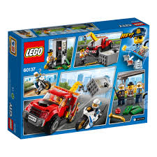 60137 Lego City Police Tow Truck Trouble 144 Pieces Age 5-12 New For ... Lego Mobile Police Unit Itructions 7288 City Command Center 7743 Rescue Centre 60139 Kmart Amazoncom 60044 Toys Games Lego City Police Truck Building Compare Prices At Nextag Tow Truck Trouble 60137 R Us Canada Party My Kids Space 3 Getaway Cversion Flickr Juniors Police Truck Chase Uncle Petes City Patrol W Two Floating Dinghys And Trailer Image 60044truckjpg Brickipedia Fandom Powered By Wikia