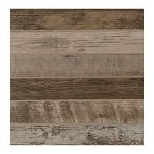 Home Depot Floor Tile by Daltile Modern Outdoor Living Weathered Wood 18 In X 18 In
