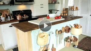 Kitchen Countertop Storage Ideas Galley On Organizers Island