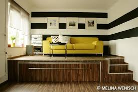melina wenisch small house furniture living room and